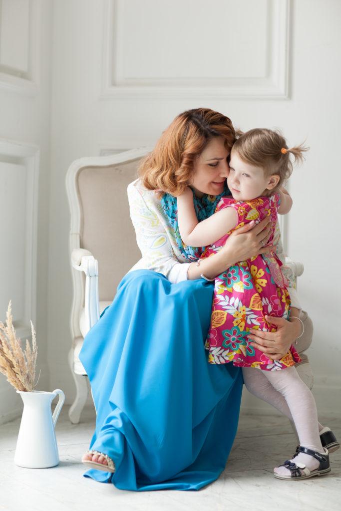 Галина Савельева_семья