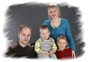 Елена_Аверкова_Омск_семья